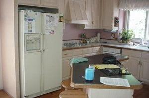 Kitchen Cabinet Refinish MI